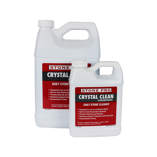 crystal clean daily stone and tile cleaner