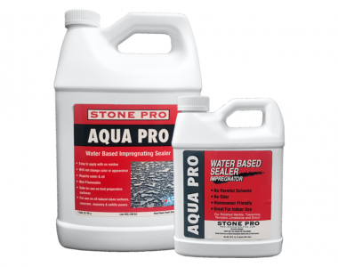 aqua pro water based impregnating sealer