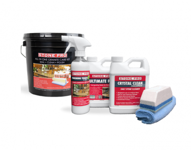 all in one granite care kit