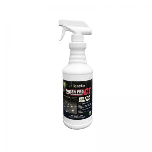 Polish pro CT Spray for concret