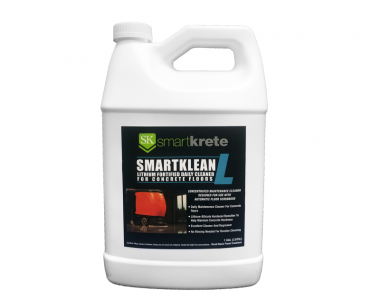 SmartKlean L Lithium Fortified daily cleaner for concrete