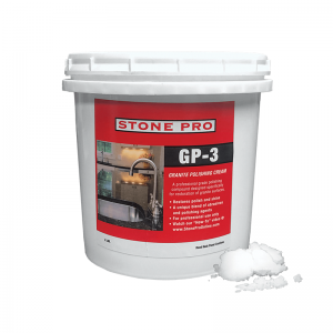 gp 3 granite polishing cream