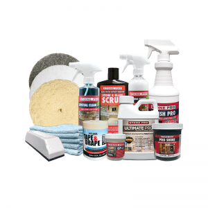 granite countertop care kit