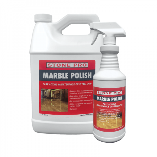marble polish maintenance crystallizer for natural stone