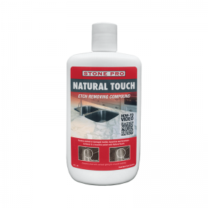 natural touch etch removing compound for natural stone