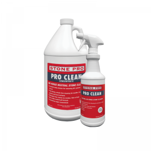 pro clean neutral no rinse cleaner for natural stone