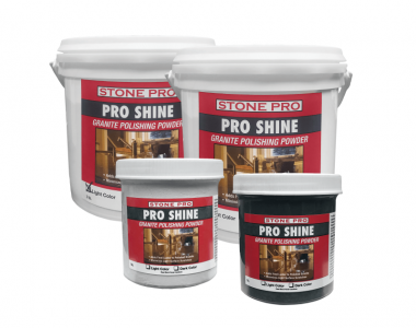 pro shine granite polish powder