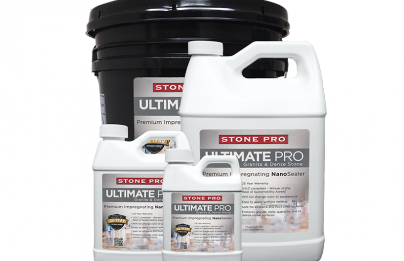 ultimate pro impregnating nanosealer for natural stone