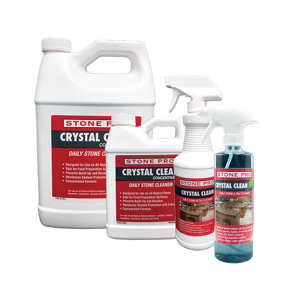 Crystal Clean Daily Natural Stone