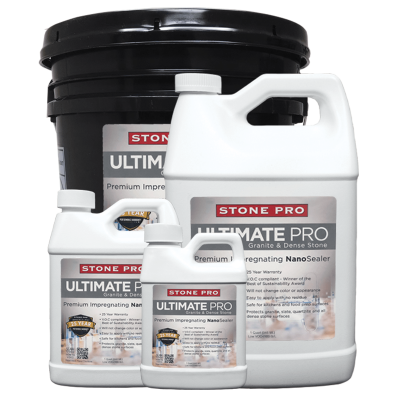 ultimate pro granite and dense stone sealer