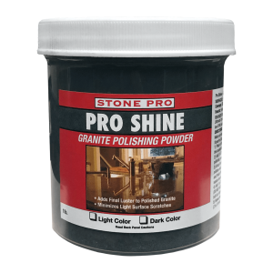 pro shine granite polishing powder