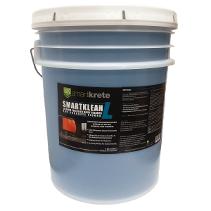 smartklean lithium fortified daily cleaner for concrete